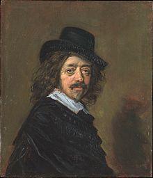 Autoritratto di Frans Hals