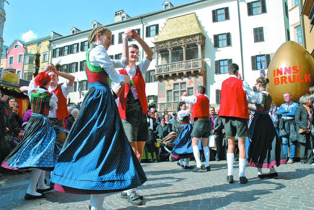 Pasqua a Innsbruck