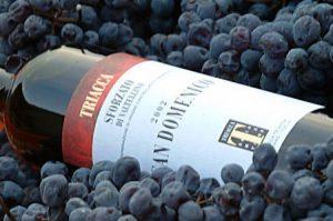 Il vino passito Sforzato di Valtellina