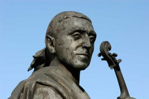 Statua Stradivari a Cremona