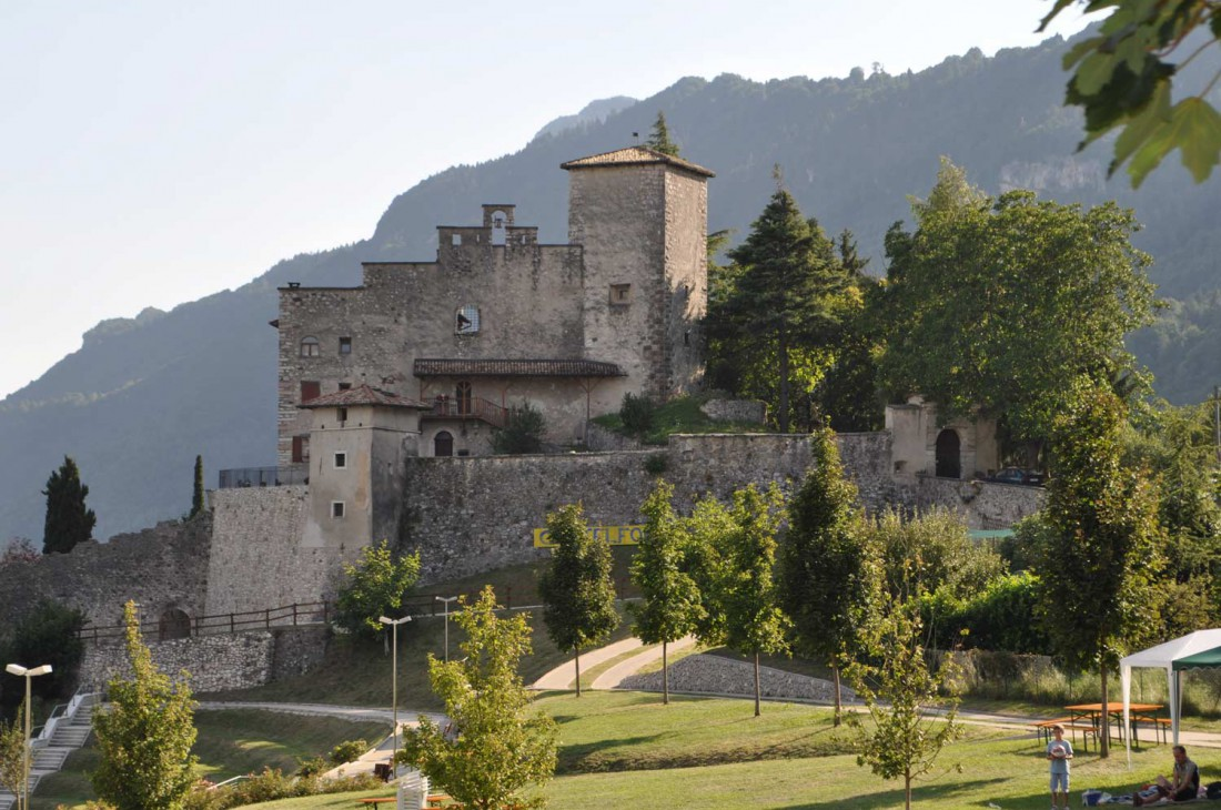 Castellano, Castello privato