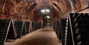 Cantine del vino Franciacorta