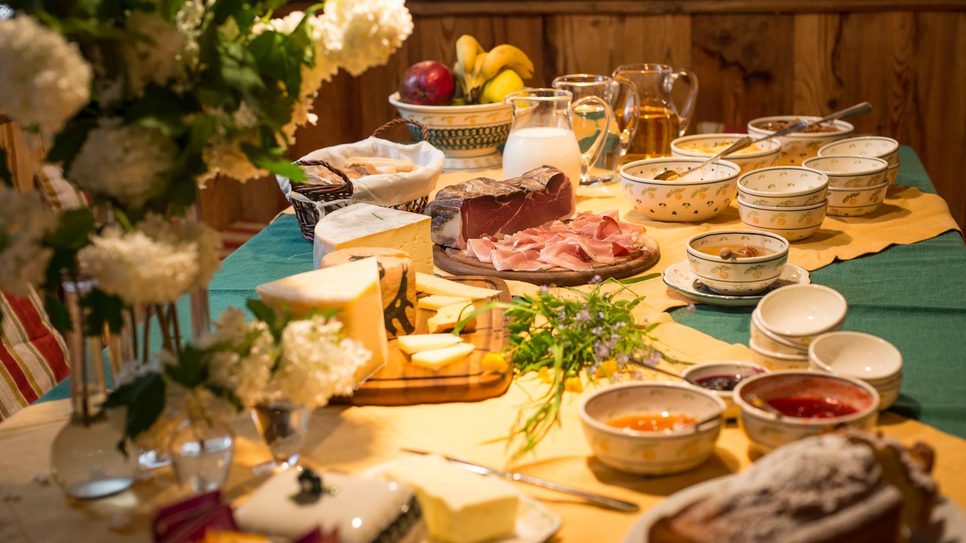 Piatti tipici della Val Rendena