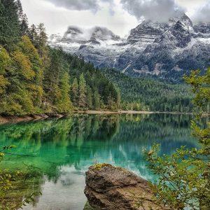 laghi naturali trentino