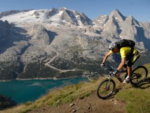percorsi in mountain bike trentino