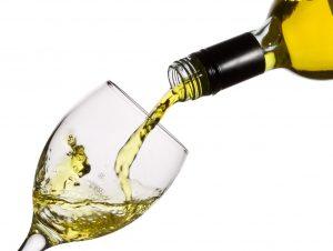 Vino bianco nord italia