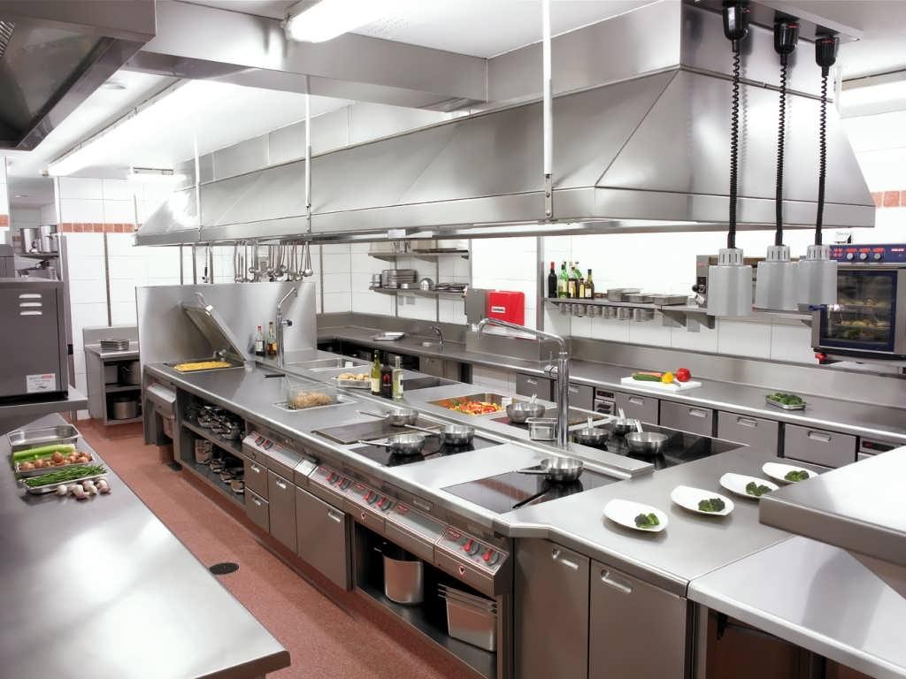 Preventivo Cucine Professionali Roma