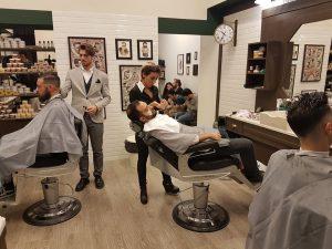 Barber shop milano nord