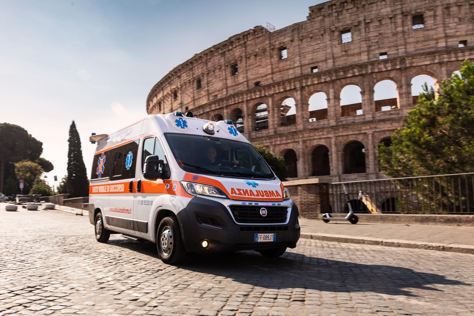 Ambulanze private 7 giorni su 7 Roma