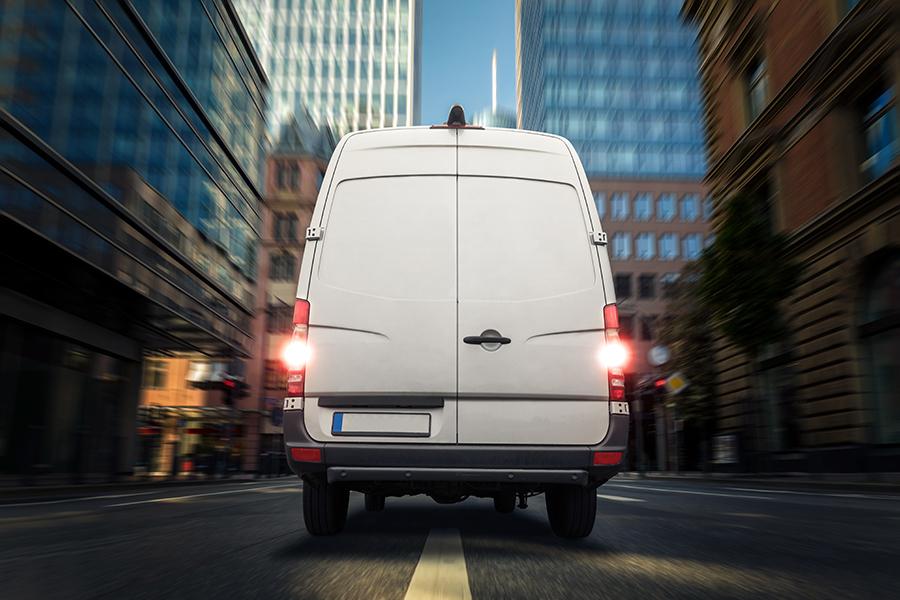 Noleggio furgoni Roma e provincia