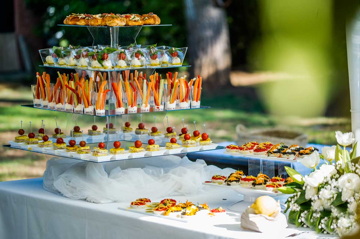Catering a Roma